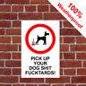 Abholen Ihr Hund S T F Ktards Schild 9557 wenn Enough Ist keine Kacke Unordnung