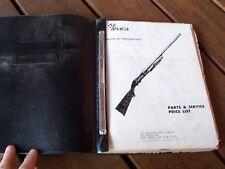 VINTAGE 1970'S 80'S ITHACA DEALER PARTS AND SERVICE PRICE LIST CATALOG