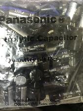Panasonic CE NHG 3300uf 25v 105c Electrolytic Capacitors +105*C Lot of 50