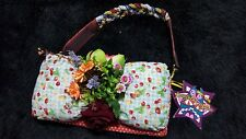 Irregular Choice Flower Power bag. Unusual gorgeous style. Rare to find