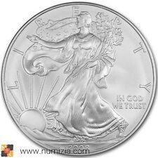 ESTADOS UNIDOS 1 Dólar 2008 Liberty Silver Eagle 1 Oz de plata (S/C) ETATS-UNIS