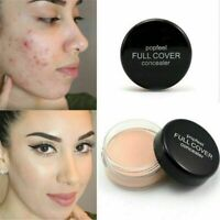 1* Hide Blemish Full Cover Concealer Creamy Primer Foundation Cream Face Make up