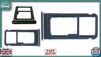 for NOKIA 6.1  Micro SD / Dual SIM Card Tray Holder BLACK