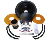 Complete Alpine SWR-1223D Recone Kit - Dual 2 Ohm - Incl Adhesives