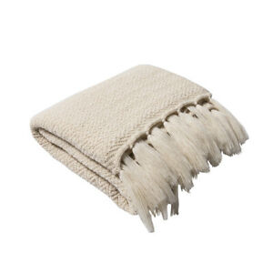 Thick Knitted Throw Rug Blanket Knit Blankets Sofa Bed Cover Nap Office Decor