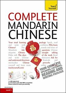 Complete Mandarin Chinese Book/CD... by Scurfield, Elizabeth Mixed media product