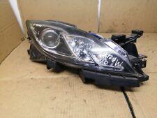 MAZDA 6 SALOON 2008-2012 HEADLIGHT LAMP DRIVER SIDE O/S/F