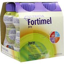 FORTIMEL Jucy Tropicalgeschmack 4X200 ml PZN 1124796