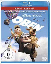 OBEN (Walt Disney, Pixar) Blu-ray 3D + 2 Blu-ray Discs NEU+OVP