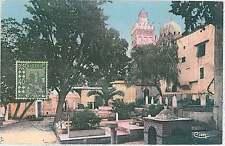 MAXIMUM CARD: Algeria 1948 - ARCHITECTURE
