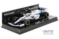 1 43 MINICHAMPS Williams MERCEDES Fw43 GP Hungary Latifi 2020