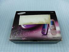 Original Samsung SGH-L600 Coral Pink! Neu! Ohne Simlock! OVP! RAR!