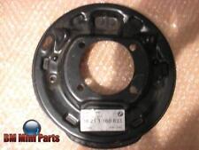 BMW E36 Compact Rear Left Drum Break Backing Plate 34211160833