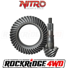 """Nitro Ring & Pinion Ford 8.8"""" Reverse 4.88 Ratio for F-150, Raptor, Expedition"""