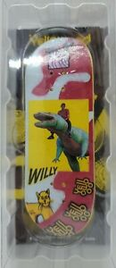 Yellowood Fingerboard DECK ONLY  *WILLY III*  34X97MM 5plies