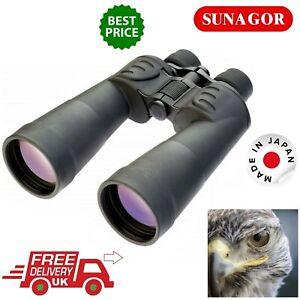 Sunagor 30-160x70 BCF Mega Zoom 160 Binoculars (UK Stock)