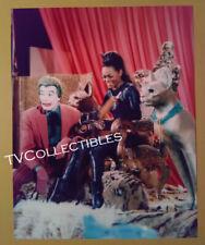 8x10 Photo~ 1960's TV BATMAN ~Cesar Romero The Joker ~Eartha Kitt Catwoman