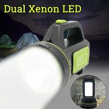 135000LM Xenon LED Rechargeable Work Light Torch Spotlight Hand Lamp EU Plug