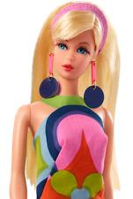 Barbie 50 Anniversary Hair Fair Doll Wig Set Rooted Eyelashes Doll