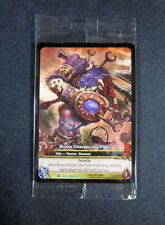 (3) World of Warcraft WoW Tcg Broan Charges-the-Fight Promo Extended Art Ally Un