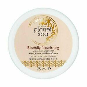 Avon Planet Spa Foot & Elbow cream - New
