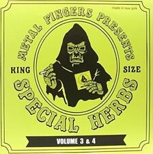 Special Herbs, Vols. 3 & 4 by MF Doom (Vinyl, Jan-2014, 3 Discs, Nature Sounds)