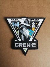 Patch Nasa SpaceX Crew Dragon 2