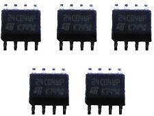 MEMORIA EEPROM STMicroelectronics M24C08-WMN6 SOIC 8-5 PEZZI