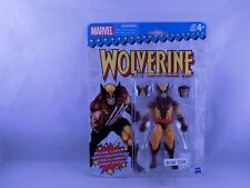 """Marvel Legends 6"""" Classic WOLVERINE Brown outfit NIB (RIW 104)"""