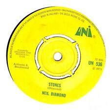 """Neil Diamond - Stones  - 7"""" Record Single"""