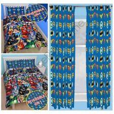 Linge de lit et ensembles bleu DC Comics