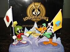 Goebel Warner Bros Looney Tunes Duck Dodgers Marvin Martian In 24 1/2TH Century