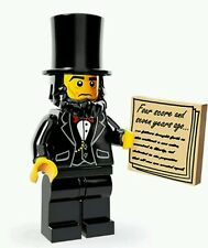 LEGO 71004 THE MOVIE SERIES #12 ABRAHAM LINCOLN MINIFIGURE