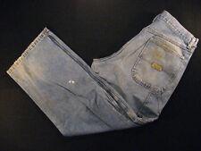 WRANGLER HERO Workwear Carpenter Men's Jeans 33 x 29 MEASURED Authentic Issue