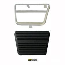 Camaro Chevy Truck Friebird GMC Truck Nova Manual Brake&Clutch Pedal Pad & Trim