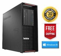 Lenovo ThinkStation P710 32GB RAM Xeon E5-2609 v4 1TB HD Win 10 + Warranty