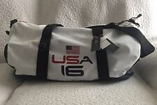 NWT Polo Ralph Lauren OLYMPIC USA Weekender Overnight Travel Duffle Gym Bag