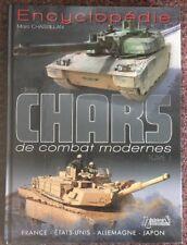 Encyclopedie Des Chars De Combat Moderne - Volume 1 - 9782352501763