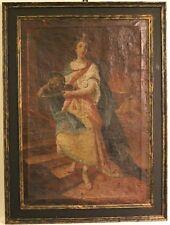 Großes Ölgemälde Salome und Johannes, der Täufer Italien 17. Jhd. – 17486 -
