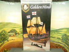 1/200 Kit Heller No. 80829 GOLDEN HIND SIR FRANCIS DRAKE GALLEON New Sealed
