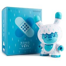 Kidrobot Kono The Yeti Dunny 8 Inch Figure NEW In Stock Urban Art