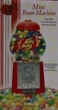 Jelly Belly Mini Red Bean Machine Collectible Die Cast with Glass Dome  NIB
