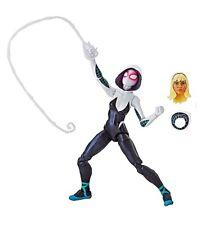 """NEW Marvel Legends SPIDER-GWEN 6"""" Figure Spider-Man Into The Spider-Verse"""