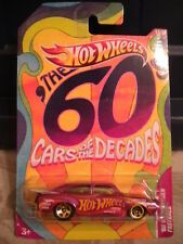 "Hot Wheels ""The 60's"" Cars of the Decades '69 Volkswagen Fastback"
