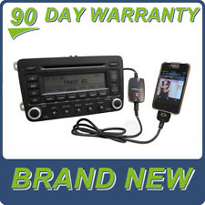 VW VOLKSWAGEN Jetta Passat iPod iPhone MP3 Adapter Harness for Radio CD Player
