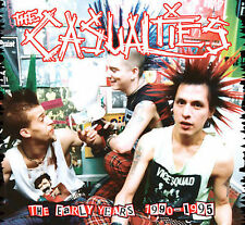 THE CASUALTIES - THE EARLY YEARS: 1990-1995 (NEW CD)