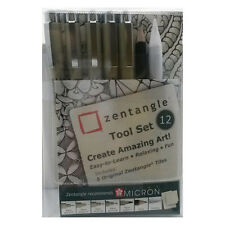 Sakura Zentangle Micron Tool Sets