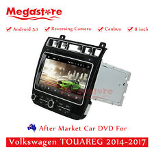 """8"""" Car DVD GPS Navigation For Volkswagen TOUAREG 2014-2017 Quad Core Android 7.1"""