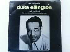 DUKE ELLINGTON - The Complete vol 11 - 2LPs