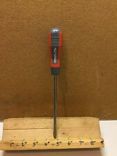 "Vintage Stanley Screwdriver Slotted Straight 6""/1.2 x 6.5 x 150mm 67-408 England"